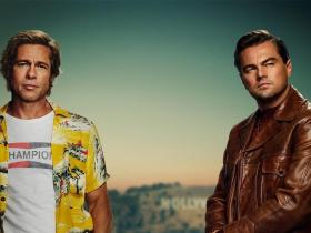 News,bradd pitt,Once Upon A Time In Hollywood,leonardo