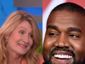 kanye west,Laura Dern,Hollywood