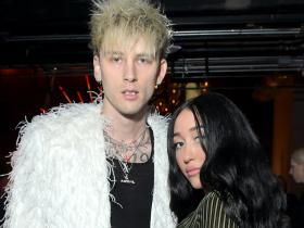 Grammys,Machine Gun Kelly,Hollywood,Noah Cyrus