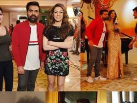 Maha,South,STR,Hansika,Mahat
