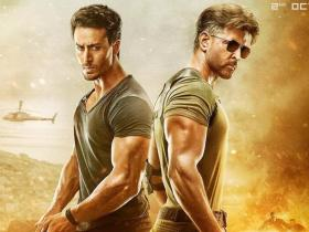 Hrithik Roshan,Tiger Shroff,war,Reviews,War review,War movie review