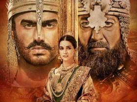 Sanjay Dutt,bollywood,movies,arjun kapoor,Kriti Sanon,Reviews,Panipat,Battle of Panipat,Panipat review