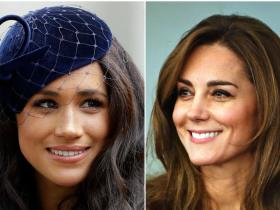 Celebrity Style,kate middleton,Meghan Markle,british royals