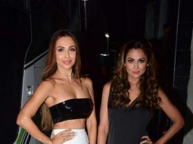 News,malaika arora,Amrita Arora,BFFs with Vogue