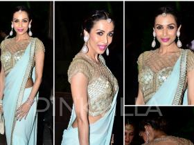 Celebrity Style,Malaika Arora Khan,Sonaakshi Raaj,Arpita Aayush Wedding Reception
