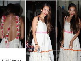 Celebrity Style,Malaika Arora Khan,fendi,surily goel,YSL,Saint Laurent