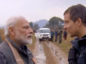 World,narendra modi,Man Vs Wild,Bear Grylls