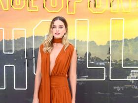 Celebrity Style,fashion,Margot Robbie,once upon a time in hollywood