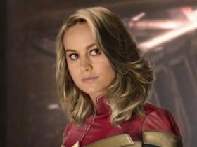 News,Brie Larson,Captain Marvel