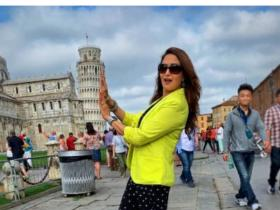 News,Madhuri Dixit,bollywood,Italy