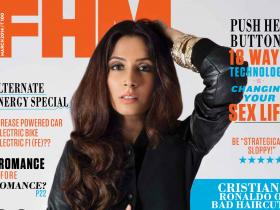 Magazine Covers,fhm,Monica Dogra