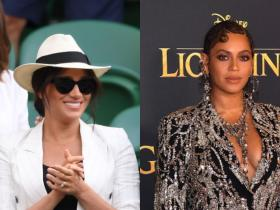 Beyonce,Meghan Markle,The Lion King,Hollywood