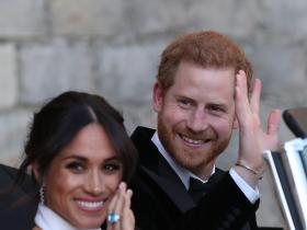 Meghan Markle,Prince Harry,Hollywood,Frogmore home