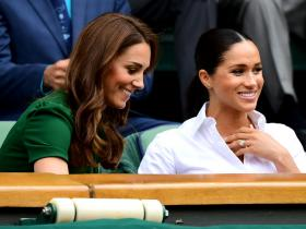 Celebrity Style,kate middleton,Meghan Markle,wimbledon,pippa middleton