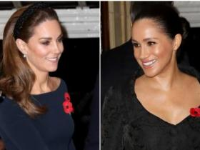 Celebrity Style,kate middleton,Meghan Markle,royal reunion