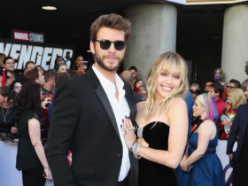 Liam Hemsworth,Miley Cyrus,Avengers: Endgame,Hollywood