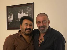 Sanjay Dutt,Mohanlal,South