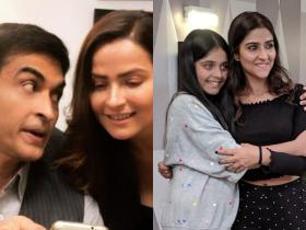 news & gossip,Sanjivani 2,Mohnish Bahl,Daughters Pranutan and Krishaa,Aarti Bahl