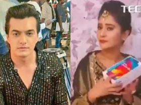 photos,Shivangi Joshi,Mohsin Khan