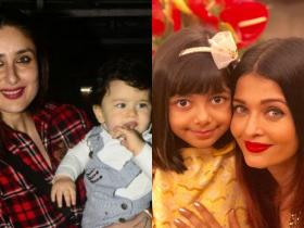 Discussion,Aishwarya Rai Bachchan,Kareena Kapoor Khan,Happy Mother's Day