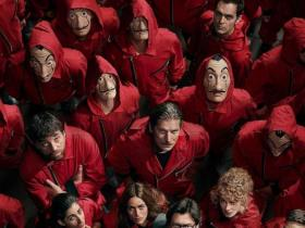 Hollywood,Money Heist