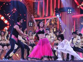 Ravi Dubey,Mouni Roy,Shantanu Maheshwari,photos