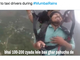 India,mumbai rains,mumbai traffic,mumbai floods