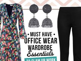 Style Tips,wardrobe essentials,Officewear,Workwear