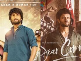 nani,Vijay Deverakonda,South