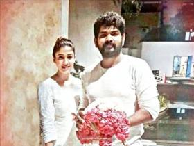 Nayanthara,Vignesh Shivan,South,Athi Varadar,Kanchipuram