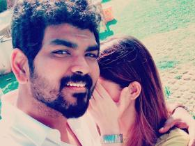 Nayanthara,Vignesh Shivan,South,Netrikann