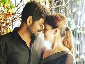 Nayanthara,Vignesh Shivan,South