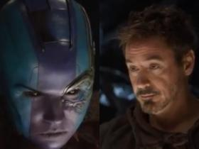 Robert Downey Jr,Karen Gillan,Avengers: Endgame,Hollywood