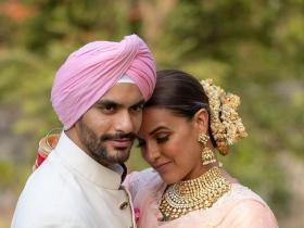 neha dhupia,Angad Bedi,Exclusives