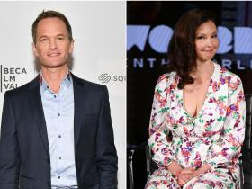 Neil Patrick Harris,Ashley Judd,Hollywood