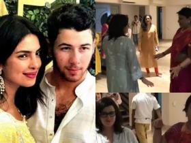 Video,Priyanka Chopra,Madhu Chopra,Nick Jonas,Denise Jonas