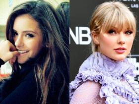 taylor swift,nina dobrev,The Vampire Diaries,Hollywood