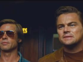 Brad Pitt,Leonardo Di Caprio,Once Upon A Time In Hollywood,Hollywood