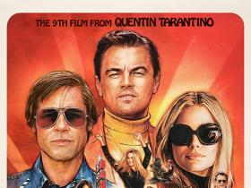 Leonardo DiCaprio,Brad Pitt,Quentin Tarantino,Once Upon A Time In Hollywood,margot robbie,Hollywood