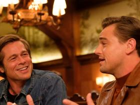 Leonardo DiCaprio,Reviews,Quentin Tarantino,Once Upon A Time In Hollywood,margot robbie