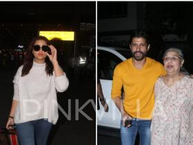 Photos,farhan akhtar,parineeti chopra