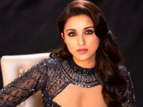 Celebrity Style,parineeti chopra,falguni and shane peacock,parineeti chopra falguni and shane peacock