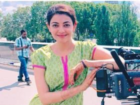 Kajal Aggarwal,queen,South,Paris Paris