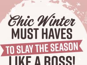 fashion,style,Style Tips,Winter,winter must haves