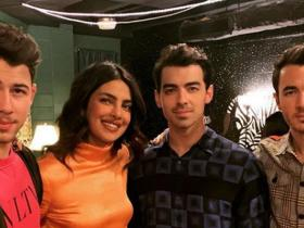 Priyanka Chopra,Kevin Jonas,Hollywood