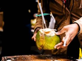 Beauty,hair care,tips,coconut water
