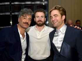 Robert Pattinson,Chris Evans,Hollywood,The Lighthouse,TIFF 2019,Knives Out