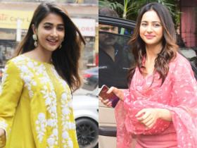 Rakul Preet Singh,Pooja Hedge,South
