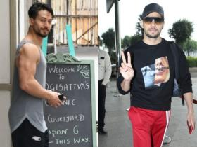 Photos,Sidharth Malhotra,Tiger Shroff