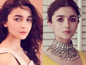 Celebrity Style,fashion,style,alia bhatt,Make up